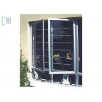 Anodized Aluminium Casement Windows For Constructional System / Condominium Manufactures