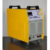 Inverter AC Air Plasma Cutting Machine , Thermal Dynamics Portable Plasma Cutter Manufactures