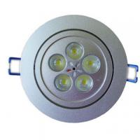 5W LED Ceiling Light Fixtures Manufactures