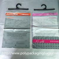 Factory direct PVC hook bag PVC bag PVC button bag Manufactures