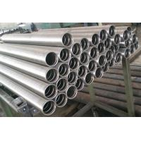 Quality CK45 Seamless Hollow Metal Rod, Chrome Plated Rod For Hydraulic Cylinder for sale