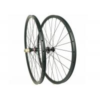Downhill Mountain Bike Wheels , XC Full Carbon Fiber 27.5 Tubeless Wheelset Manufactures