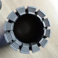 exploration diamond drilling, coring bits, geological survey, diamond core drill bit for mineral exploration Manufactures