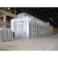 industrial paint and heating booth,customer design available Manufactures