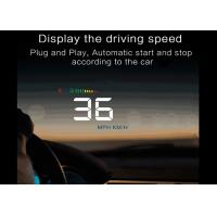 12vdc / 400mA OBD2 Heads Up Car Display A500 HUD 3.5 Inch Windshield Project System Manufactures