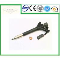 DENSO Diesel Fuel Injectors 23670-0R040 TOYOTA Avensis T25 D-CAT 2.2 130KW Fuel Injector Manufactures