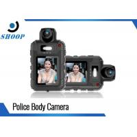 HD 1080P Body Camera Recorder 5MP CMOS Sensor For Security Guard 153g Weight Manufactures