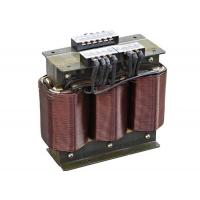 Low Voltage Copper Coil Iron Core Dry Type Isolation Transformer 50HZ / 60HZ Manufactures
