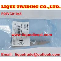 BOSCH Genuine and brand new Common rail injector valve F00VC01045 , F 00V C01 045 Manufactures