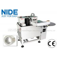 High Speed Stator Insulation Paper Inserting Machine For Gasoline Generator Manufactures