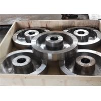 Alloy steel wheels used as normal machine assemble part by sand casting process Manufactures