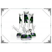 The Hulk Glass Smoking Water Pipe Beaker Bong Ingot Ice Catcher Bongs Hookah pipes Manufactures