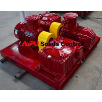 High quality well drilling mud tank mud mixers for sale at Aipu solids control Manufactures