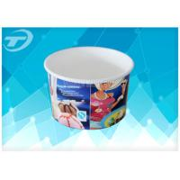 Offset Printing Paper Ice Cream Cups 100ml  , 170ml  , 200ml Takeaway Coffeae Cups Manufactures