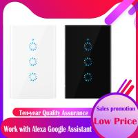 China Wi-Fi Touch Light Switch LED Light Accessories Support Timing Remote Control on sale
