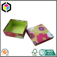 2016 High Quality Custom Color Printing Cardboard Gift Paper Box; Color Gift Box Manufactures
