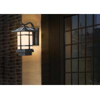 220 V Solar Wall Lights , Solar Porch Lamps Work Time 8 - 10 Hours Manufactures