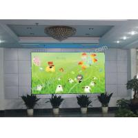 China P3 / P4 / P5 / P6 / P8 / P10 Indoor Led Display Screen For Fixed Installation on sale