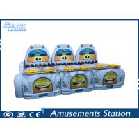 Entertainment Panda Around Music Kids Game Machine Coin Operated For 6 Players Manufactures