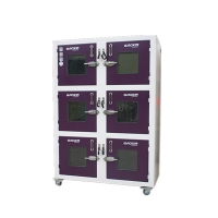 Buy cheap Multilayer 6 Small Box Lithium Battery Explosion Proof Test Chamber from wholesalers