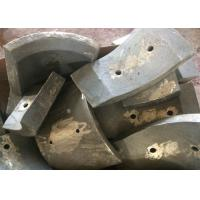 Ni-hard Cast Iron Wear-resistant Castings Hardness More Than HB630 Manufactures