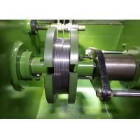 Aluminium Alloy Wire Shaving Machine Produce Bright Color Material For Layer Winding Process Manufactures