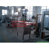 Buy cheap 6 Head Automatic Beer Crown Cap Sealing Machine from wholesalers
