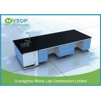 Professional University Laboratory Furniture Chemistry Lab Tables Chemical Resistance Manufactures
