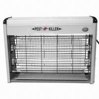 20W Aluminum Mosquito Killer with UV Lamp, CE/RoHS Mark Manufactures