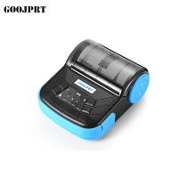 OLED Display Mobile Thermal Printer Easy Operated With Bluetooth Host Function