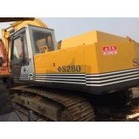 used Sumitomo S280F2 excavator for sale mechanical transmission excavator Manufactures