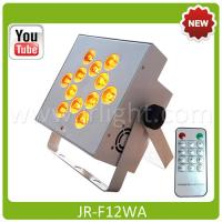 China Battery-powered Remote-controlled LED Par Light on sale