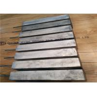 Magnesium sacrificial anode used in  protecting one steel hull Manufactures