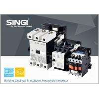 DC / AC Magnetic Contactor , 9A - 115A 3P 4P Electrical Magnetic Contactor Manufactures