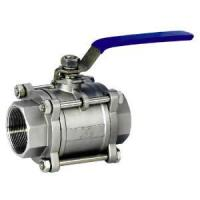 Sanitary Stainless Steel Ball Valve (ISO, SMS, DIN, 3A) Manufactures