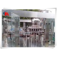 China Carbonated Bottle Automatic Liquid Filling Machine 1000ML 6000BPH Large Capacity on sale