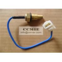 Bulldozer Engine Water Temperature Sensor Shantui Spare Parts With Metal Material And Wire Manufactures