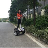 Freego Off Road Segway Rent Transporter With 2.4GHZ Info Key / Speed Shift Manufactures