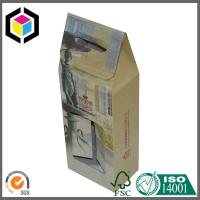 Two Bottle Wine Corrugated Packaging Box; Gable Wine Packaging Box Manufactures