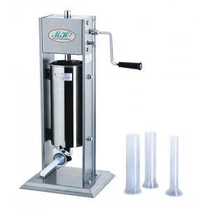 5L Vertical Sausage Stuffer / Filler , Food Processing Equipment  For Restaurant Or Family Manufactures