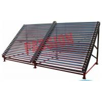 Evacuated Tube Thermal Solar Collector With CE Open Loop Circulation Type Manufactures