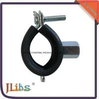 Iron Steel Pipe Clamp Fittings , Standard Quick Clamp Tube Fittings Manufactures