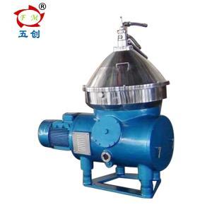Fivemen Disc Stack Centrifuge Separator RPDH Coconut Milk Processing Machine Manufactures