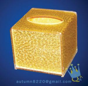 crystal napkin holder Manufactures