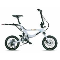 "Levlar Greaseless Belt Drive Train 16"" Folding Bike Manufactures"