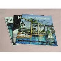 A4 Custom Magazine Printing And Binding Manufactures