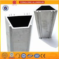 Heat Insulating Extruded Aluminum Section Materials Flexible Operation Manufactures