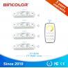 Zhuhai Bincolor T7+R3M 4 zones CCT strip led controller double color led dimmer Manufactures