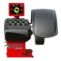 Automatic Detects Wheel Data  ER90 WHEEL BALANCER With Accurate Indication Of Exact Position Manufactures