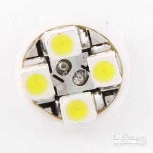 DC 12v - 24v 5050 smd 1156 / 1157 bulb led car interior light 180mA for Decoration light Manufactures